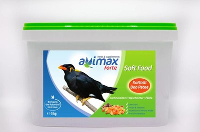AviMax Forte Softbill Patee