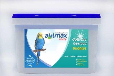 AviMax Forte Gold Dry Grasparkiet