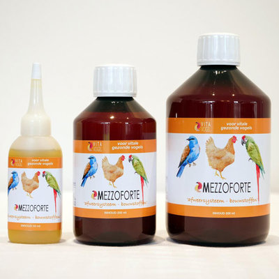 Mezzoforte 500 ml.