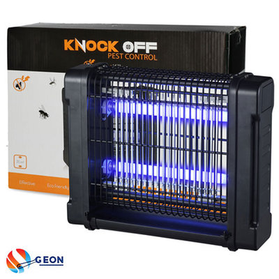Knock Off Insectenlamp 2x6 Watt