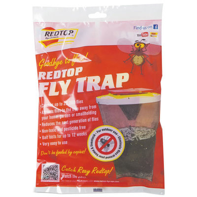 RedTop vliegenval