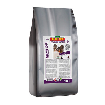 Biofood Senior Small Breed 10 kg