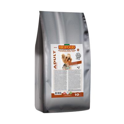 Biofood Adult Small Breed 10 kg.