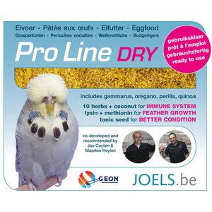 Pro-Line Eivoer Grasparkieten Dry