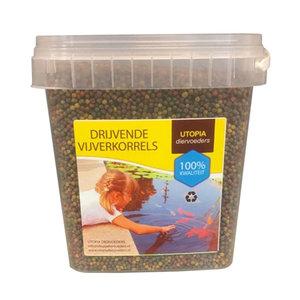 Drijvende Vijverkorrel 3 mm1 kg2,5 liter
