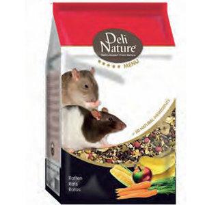 Deli Nature 5* menu rat 2.5 kg.