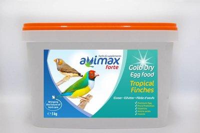 AviMax Forte Gold Dry Exoten