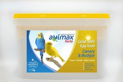 AviMax Forte Gold Soft Kanarie & Grasparkiet