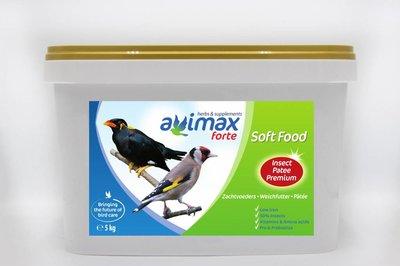AviMax Forte Insect Patee Premium  met 50 % insecten