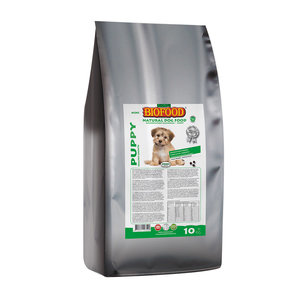 Biofood Puppy Small Breed 10 kg.